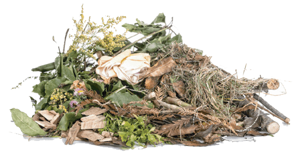 yard waste removal in Slidell