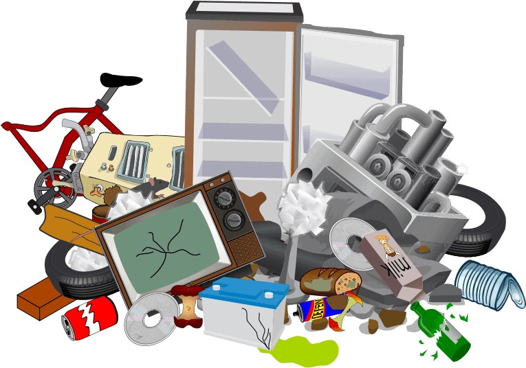 junk removal in Slidell